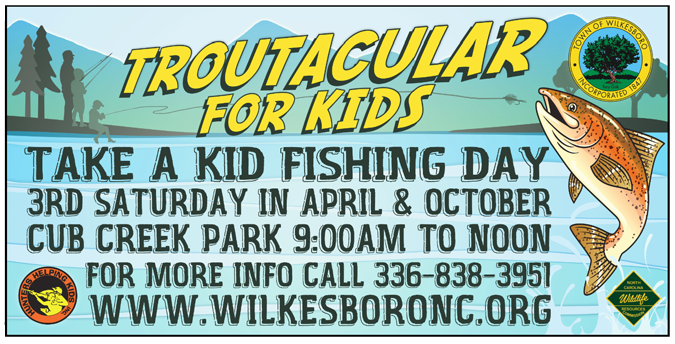 Kids Fishing Day