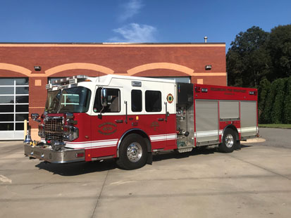Engine 1 - 2016 4-Guys Spartan Chassis
