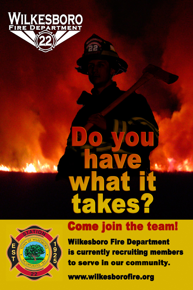 Do you have what it takes to be a WFD fireman?