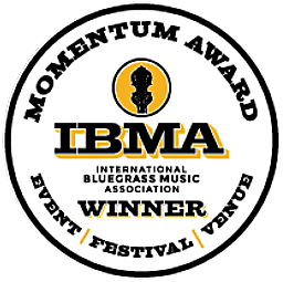 IBMA Winner badge